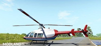 Bell 407 Helicopter v 1.01 [0.7.0], 1 photo